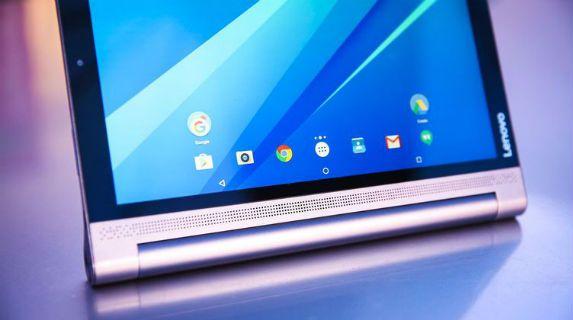 Lenovo Yoga Tab 3 front