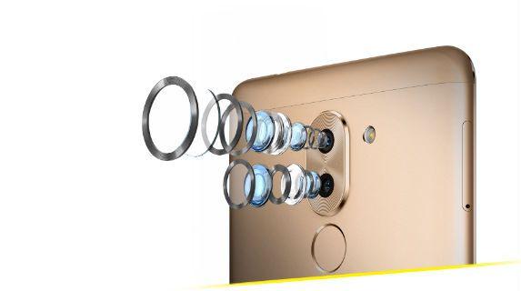 Huawei Honor 6X zoom