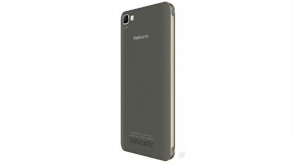 Karbonn K9 Smart 4G back