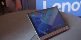 Lenovo Yoga Tab 3 Plus Hands on at IFA 2016