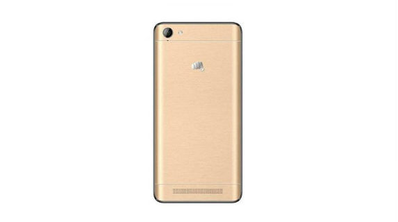 Micromax Vdeo 4 back