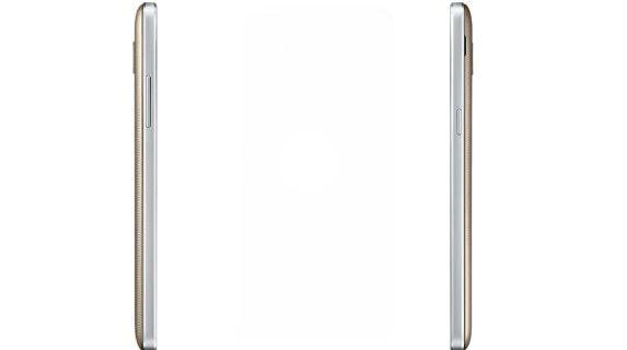 Samsung Galaxy J2 Ace sides