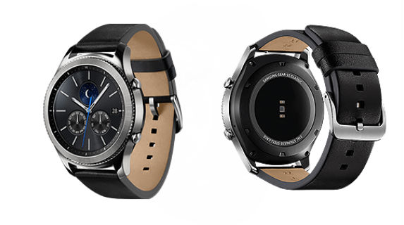 Samsung Gear S3 Classic and Gear S3 Frontier Launched at Rs 28500
