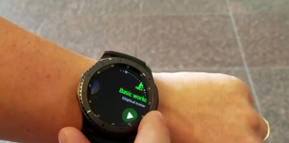 T Mobile Gear S3 frontier Unboxing Product Preview