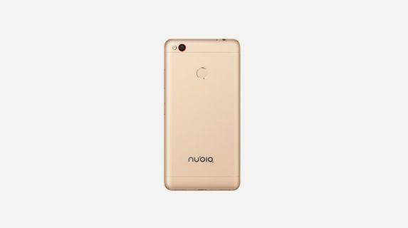 nubia N1 back