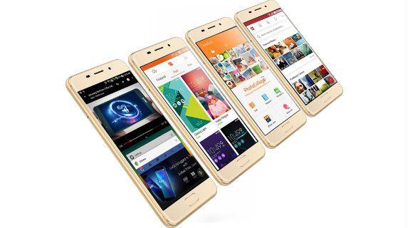 Asus Zenfone 3s overall