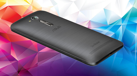 Asus Zenfone Go 5 LTE Back