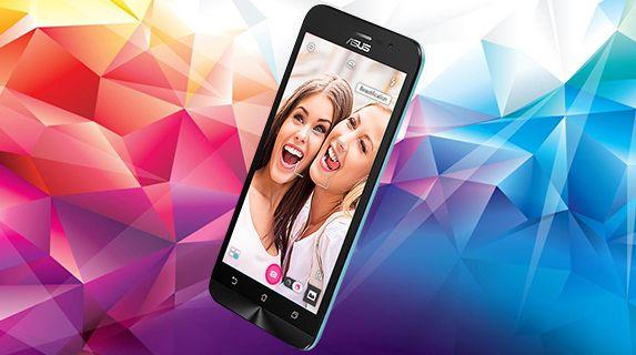 Asus Zenfone Go 5 LTE Front