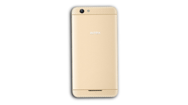 Intex Aqua Young 4G Back