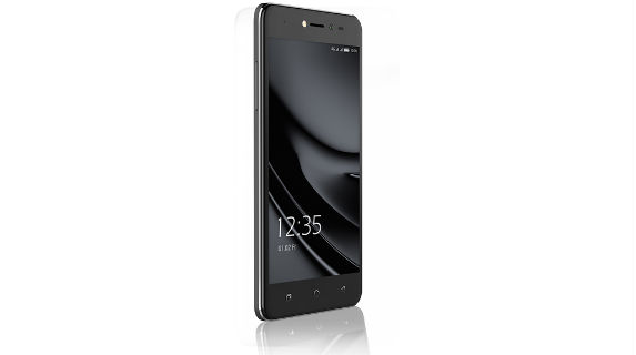 Coolpad Note 5 Lite front