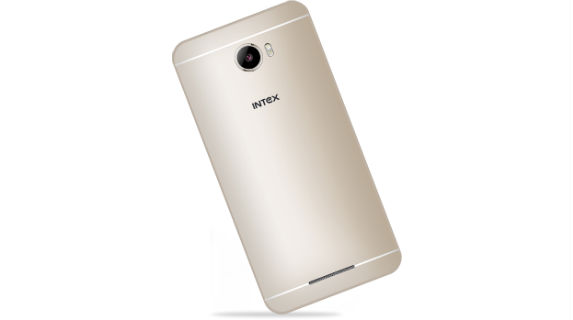 Intex Aqua Trend Lite back