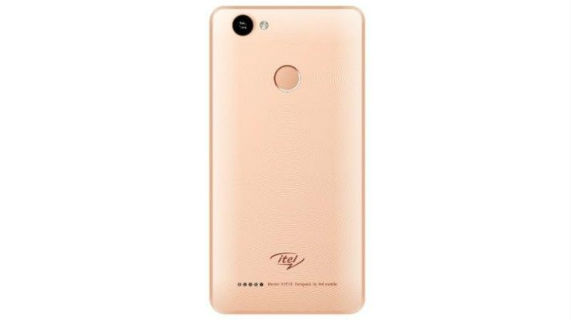 Itel Wish A41 back