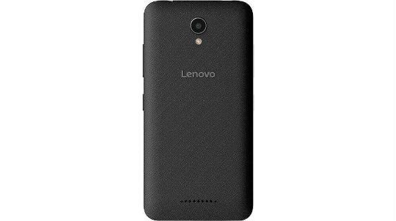 Lenovo Vibe B back