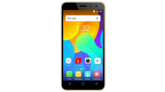 Micromax Spark Vdeo front