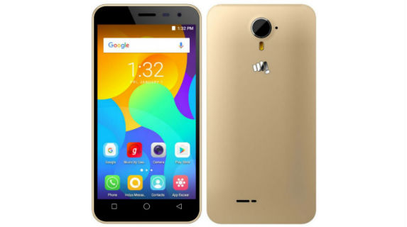 Micromax Spark Vdeo overall