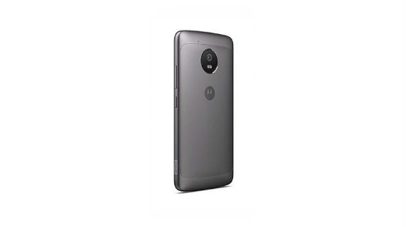 Motorola Moto G5 Plus back