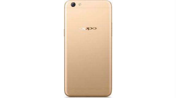 Oppo F3 Plus back