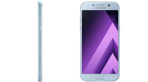 Samsung Galaxy A5 2017 overall