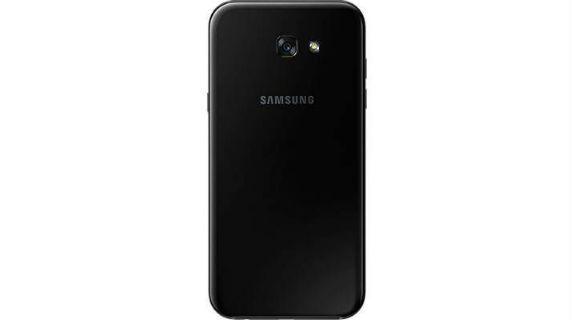 Samsung Galaxy A7 2017 back