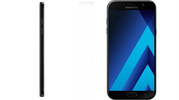 Samsung Galaxy A7 2017 overall