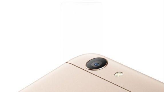 Vivo Y53 camera