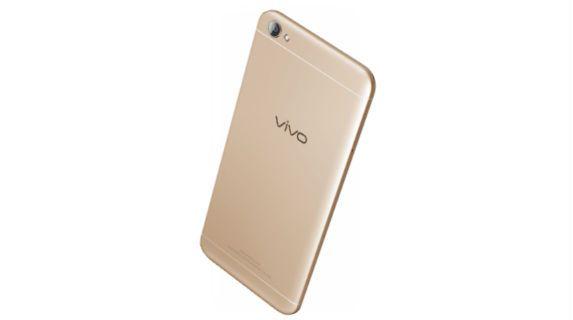 Vivo Y66 back