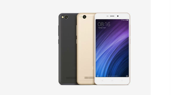 Xiaomi Redmi 4A overall