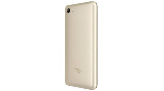 Itel Wish A21 back