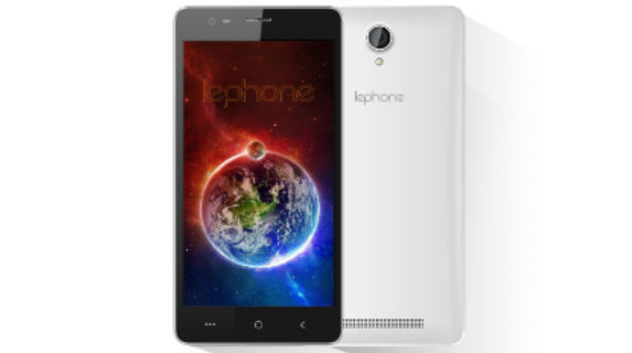 Lephone W7 with 22 regional languages support launched in India at Rs. 4599