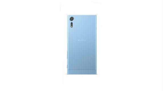 Sony Xperia XZs back