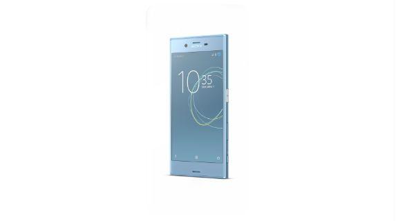 Sony Xperia XZs front