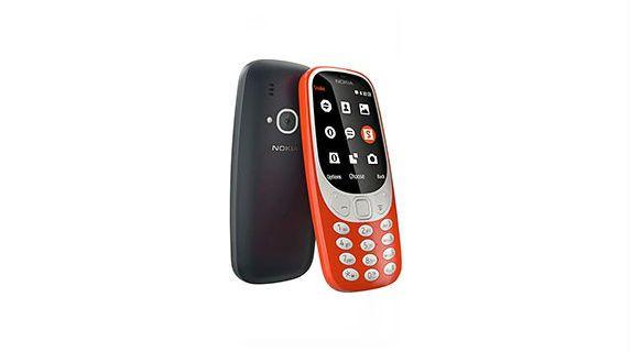 Nokia 3310 2017 side
