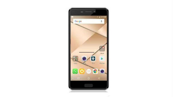 Micromax Canvas 2 front