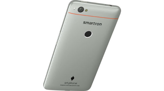 Smartron srt phone back