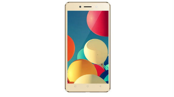 itel Wish A41 plus front