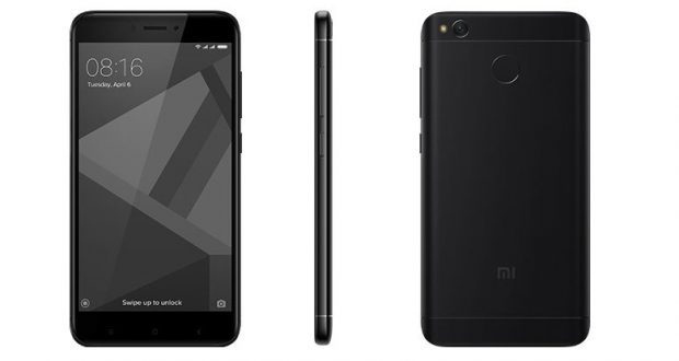 Xiaomi Redmi 4 with Snapdragon 435 launched in India, price starts at Rs. 6999