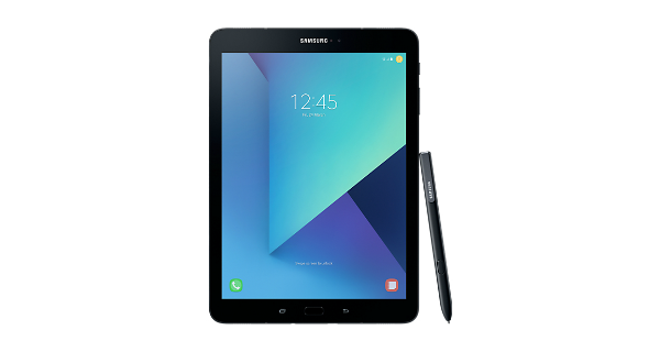 Galaxy Tab S3 front