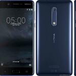Nokia 5 overall