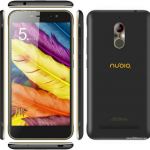 Nubia N1 Lite overall