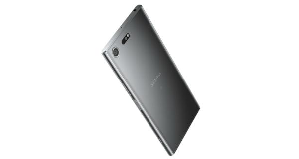 Sony Xperia XZ Premium back