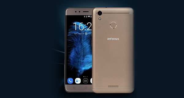 InFocus Turbo 5 with 5000mAh battery launched at Rs 6,999