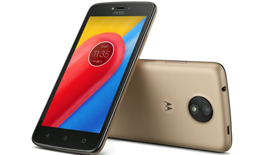 Moto C with Android 7.0, 4G VoLTE launched in India for Rs. 5999