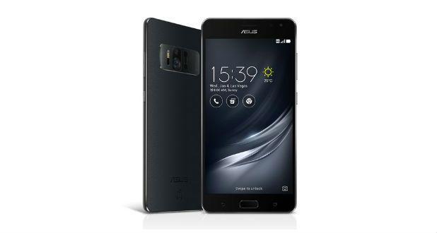 Asus Zenfone AR overall