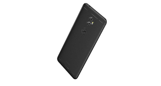 Gionee A1 Plus back