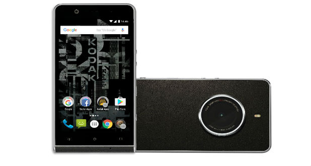 Kodak Ektra with 21 MP Camera Launched in India for Rs 19,990/-
