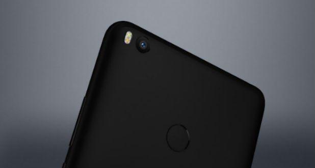 Xiaomi Mi Max 2 lens
