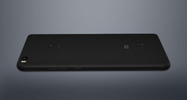 Xiaomi Mi Max 2 back