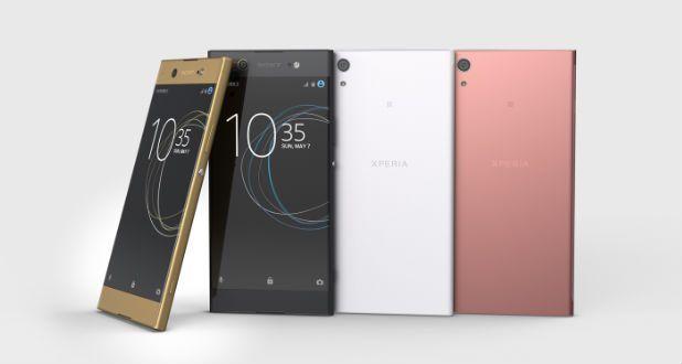 Sony Xperia XA1 Ultra colors