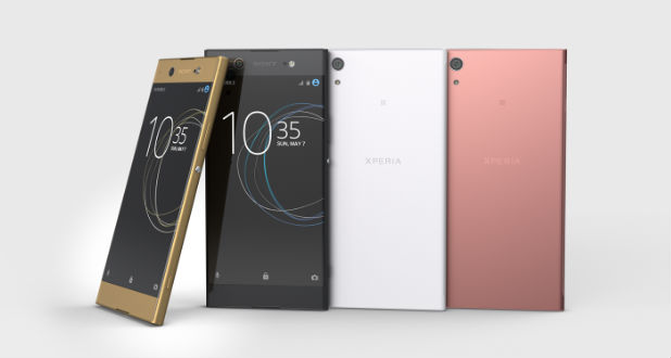 Sony Xperia XA1 Ultra colors