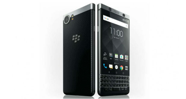 BlackBerry KEYone with 4.5-inch display, QWERTY keyboard launched in India for Rs. 39990